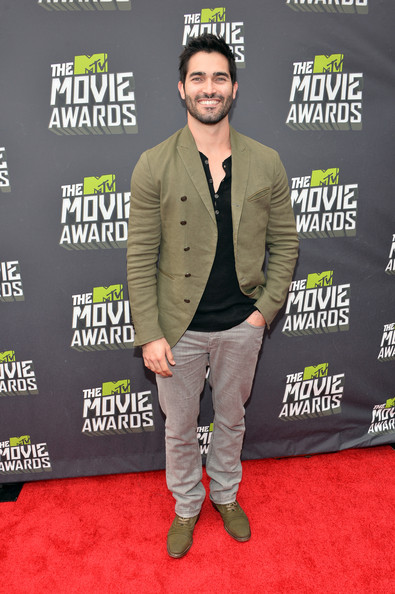 Tyler Hoechlin Clothes