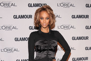 Tyra Banks Little Black Dress