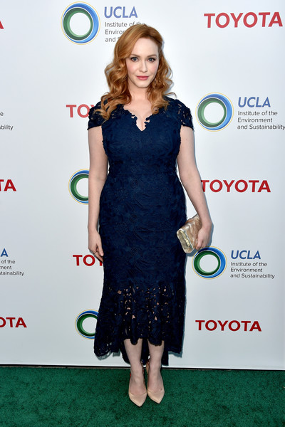 Look of the Day: March 15th, Christina Hendricks