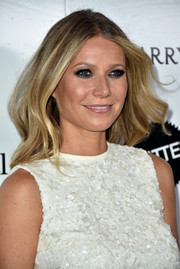 Gwyneth Paltrow looked lovely with her windblown waves at the Kaleidoscope 5 event.