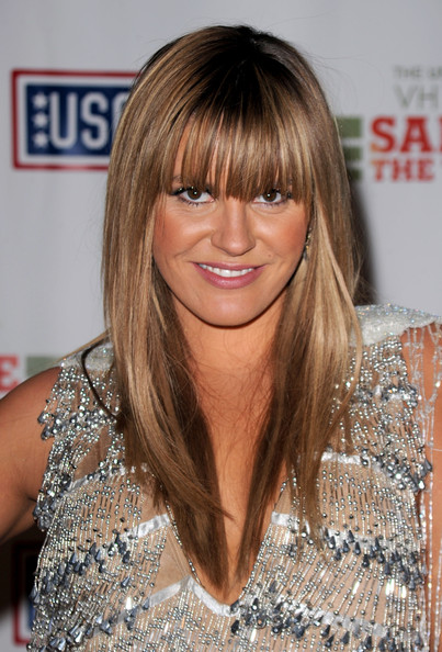 Grace Potter Hairstyle More Pics of Grace Potter Long