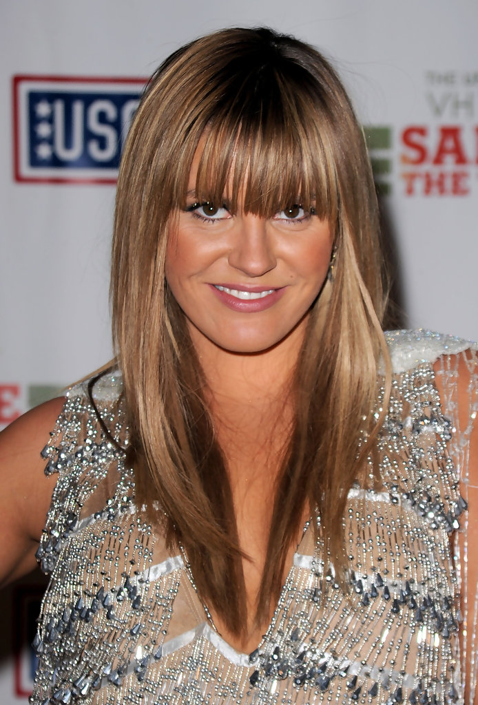 More Pics Of Grace Potter Long Straight Cut With Bangs 16 Of 21 Grace Potter Lookbook