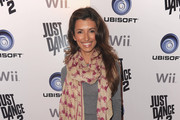 Actress India de Beaufort arrives to the launch party for Ubisoft's
