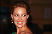 Actress Katherine Heigl attends the European premiere of 'The Ugly Truth' at the Vue Leicester Square on August 4, 2009 in London, England.