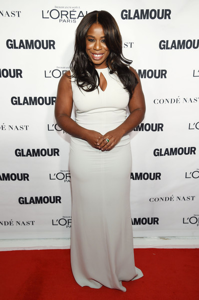 Uzo Aduba Cutout Dress