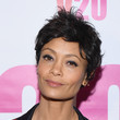 Thandie Newton's Mussed-Up Pixie