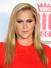 Amy Schumer flaunted a perfectly sleek layered cut at the VH1 Big in 2015 Awards.