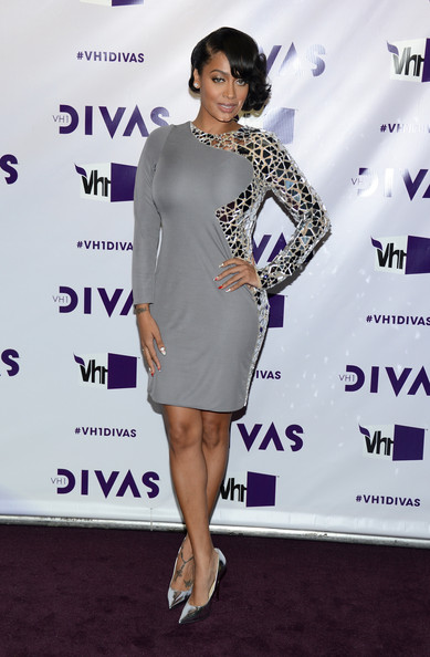 La La Anthony at VH1 Divas 2012
