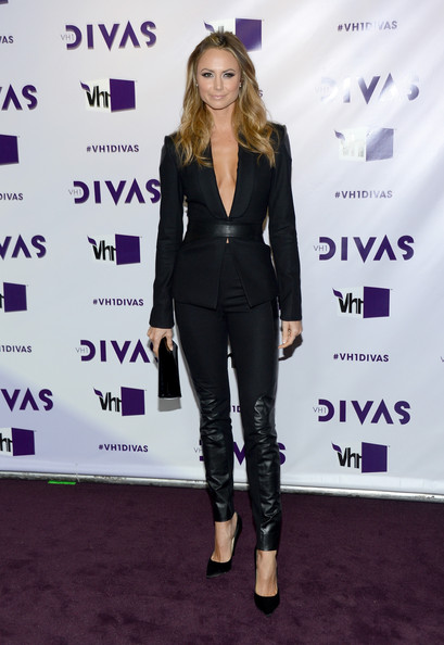 Stacy Keibler at VH1 Divas 2012