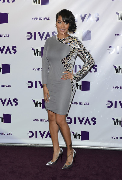 More Pics of La La Anthony Beaded Dress (1 of 7) - La La Anthony Lookbook - StyleBistro