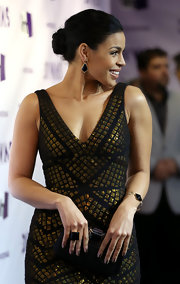 Jordin was the pinnacle of elegance at the 2012 VH1 Divas with her hair swooped back in this chic bun.