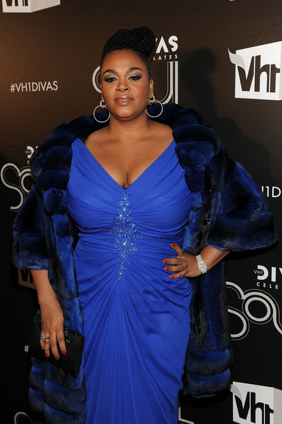 More Pics of Jill Scott Diamond Hoops (1 of 12) - Jill Scott Lookbook - StyleBistro
