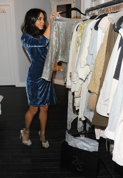 More Pics of Vanessa Hudgens Cocktail Dress (2 of 32) - Vanessa Hudgens Lookbook - StyleBistro [vanessa hudgens,exclusive access,25 park,new york city]