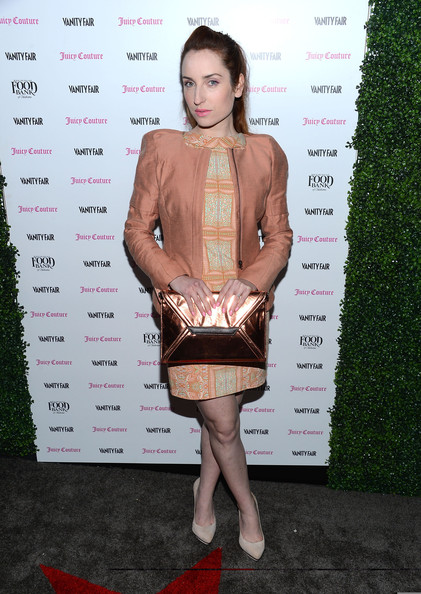 More Pics of Zoe Lister Jones Oversized Clutch (1 of 6) - Zoe Lister Jones Lookbook - StyleBistro