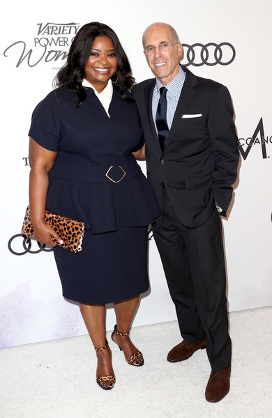 More Pics of Octavia Spencer Printed Clutch (1 of 5) - Clutches Lookbook - StyleBistro []