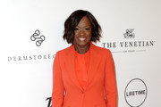 Viola Davis Evening Pumps