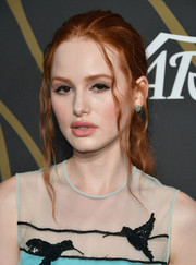 Madelaine Petsch swept her tresses back into a messy ponytail for the Variety Power of Young Hollywood event.