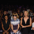 Simone Biles, Anna Wintour and Maria Sharapova at Vera Wang