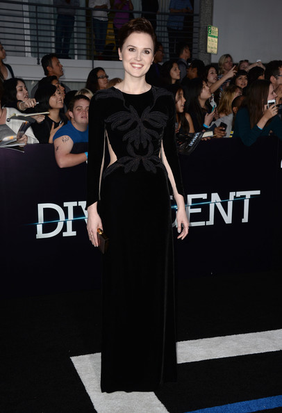 Veronica Roth Cutout Dress