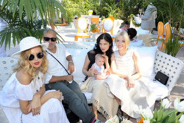 Rachel Zoe Selma Blair Veuve Clicquot Polo Classic Los Angeles - Inside