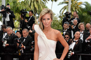 Victoria Hervey One Shoulder Dress