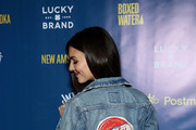 Victoria Justice Denim Jacket