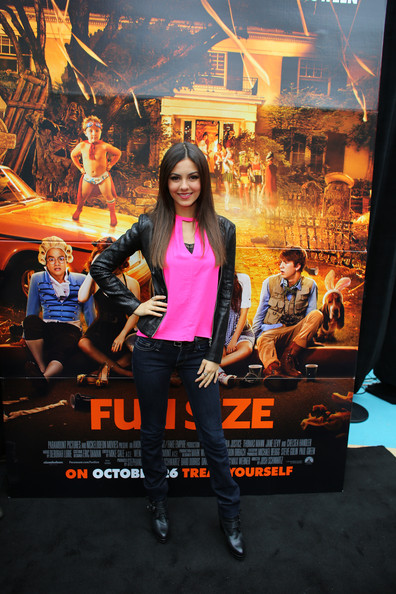 Victoria Justice Bootcut Jeans