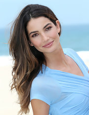 Lily Aldridge's ombre waves are definitely a 'do to envy!
