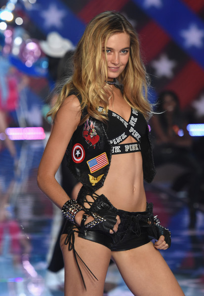 bridget malcolm the best victorias secret show outfits