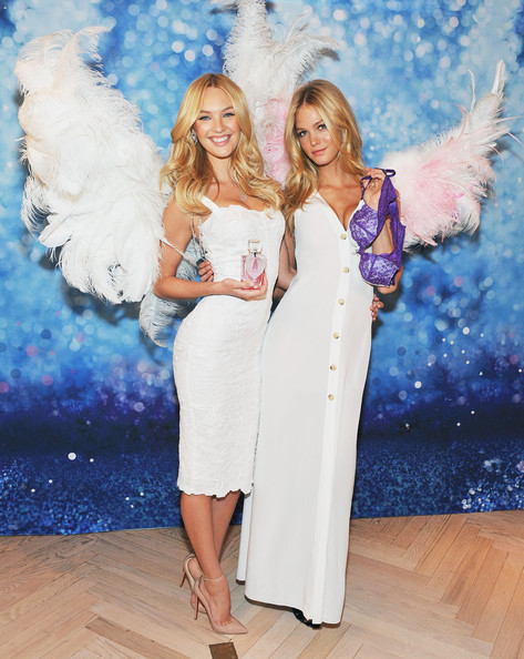 Victoria's Secret Launches Angel Fragrance