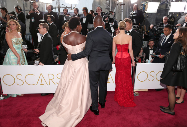 Arrivals at the 87th Annual Academy Awards — Part 2