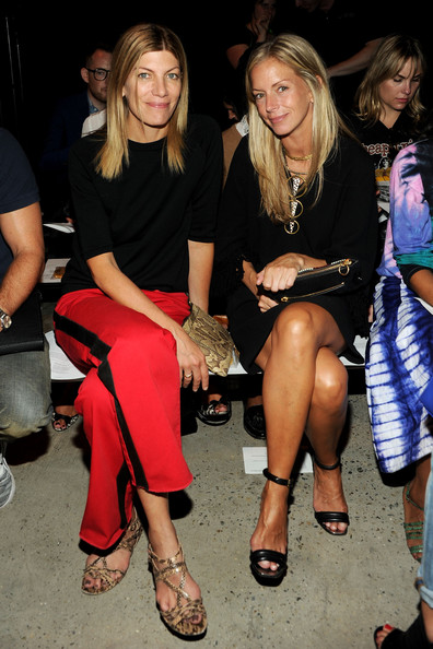 MBFW: Front Row at Band of Outsiders