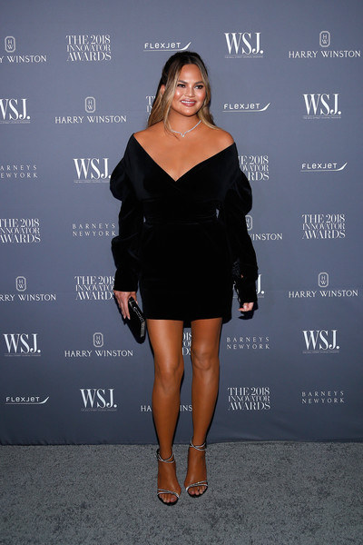 Look of the Day: November 8th, Chrissy Teigen