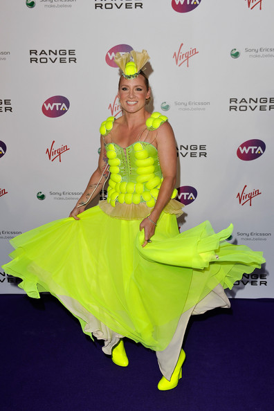 More Pics of Bethanie Mattek-Sands Corset Dress (2 of 7) - Bethanie Mattek-Sands Lookbook - StyleBistro