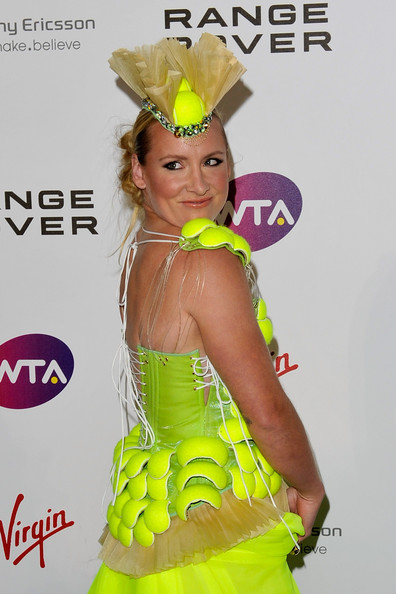 More Pics of Bethanie Mattek-Sands Corset Dress (5 of 7) - Bethanie Mattek-Sands Lookbook - StyleBistro