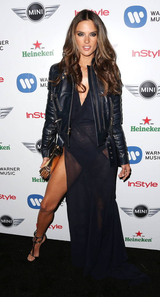 Warner Music Group's 2013 Grammy Celebration - Arrivals