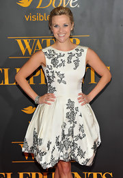 Reese Witherspoon graced the red carpet at the premiere of 'Water for Elephants' wearing 19th Century diamond bracelets.
