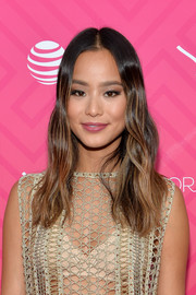 Jamie Chung attended Us Weekly's Most Stylish New Yorkers 2016 wearing her hair in boho waves.