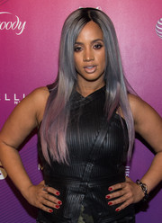 Dascha Polanco grabbed attention with her sleek ombre tresses at the Us Weekly Most Stylish New Yorkers celebration.
