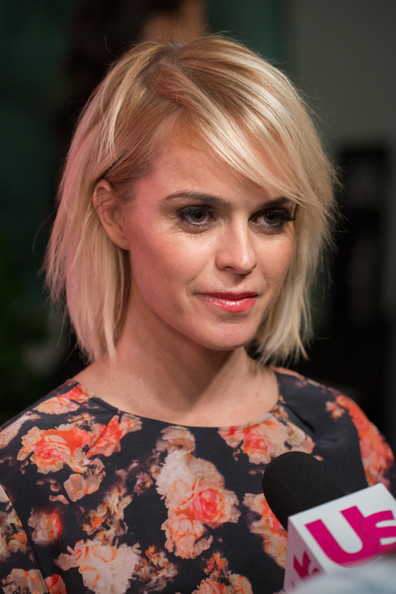 Taryn Manning gave us hair envy with her perfectly styled layered bob at the Us Weekly Most Stylish New Yorkers celebration.
