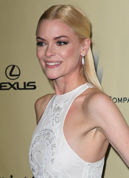 More Pics of Jaime King Evening Dress (1 of 11) - Jaime King Lookbook - StyleBistro