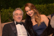 Jennifer Lawrence and Robert De Niro Photo