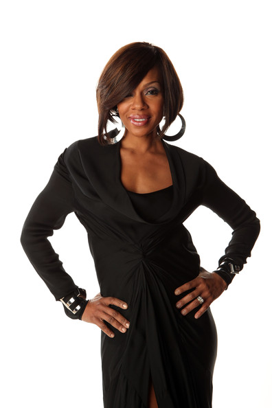 Wendy Raquel Robinson Sterling Hoops
