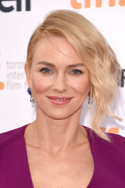 Naomi Watts looked fabulous with her windswept bobby-pinned updo at the premiere of 'While We're Young.'