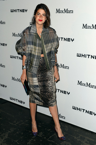 More Pics of Leandra Medine Pencil Skirt (1 of 2) - Pencil Skirt Lookbook - StyleBistro