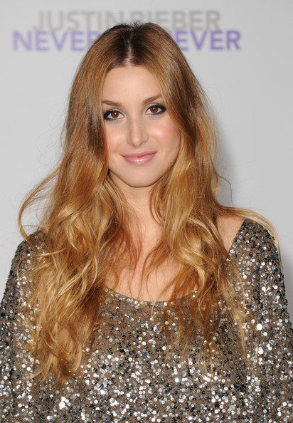 Whitney Port Smoky Eyes