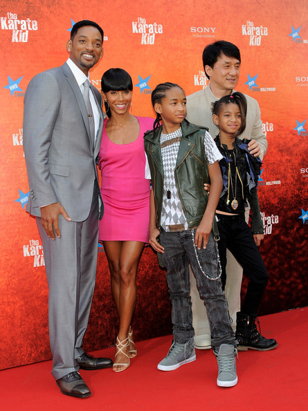 Will Smith Flat Oxfords [the karate kid premiere,cinema,red carpet,carpet,premiere,event,flooring,suit,will smith,jaden smith,jada pinkett smith,willow smith,jackie chan,l-r,madrid,premiere]