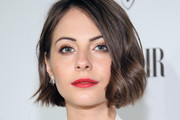 Willa Holland Short Wavy Cut