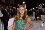 Willow Shields Fishtail Dress