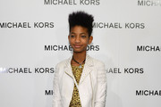 Willow Smith Skinny Pants